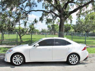 2016 Lexus IS 200t Miami, Florida 1
