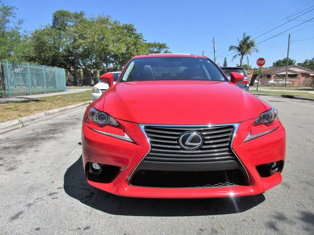 2016 Lexus IS 200t Miami, Florida 6