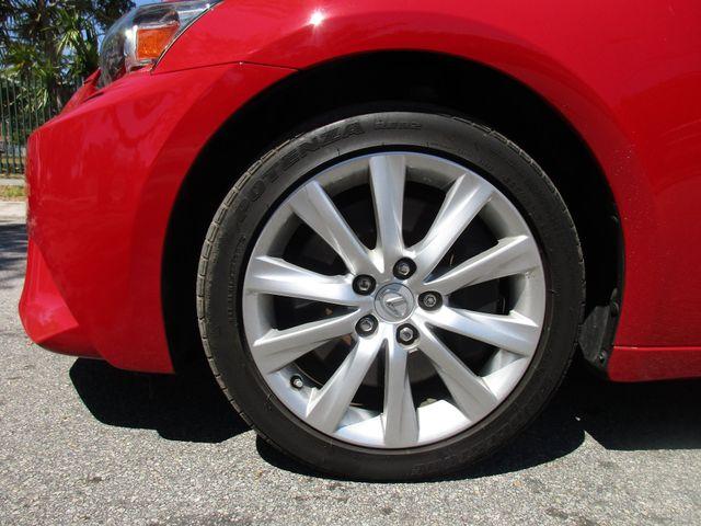 2016 Lexus IS 200t Miami, Florida 7