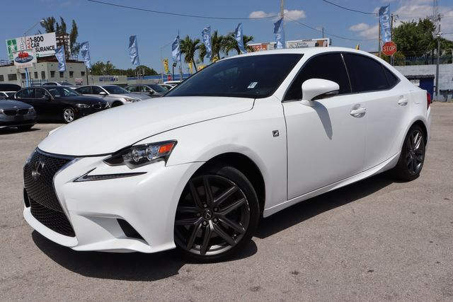 2016 Lexus IS 200t in Miami, FL 33142
