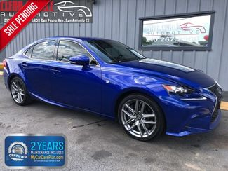 2016 Lexus IS 200t in San Antonio, TX 78212