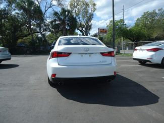 2016 Lexus IS 200t 200T SEFFNER, Florida 10