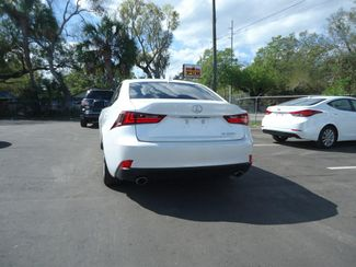 2016 Lexus IS 200t 200T SEFFNER, Florida 9
