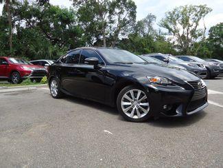 2016 Lexus IS 200t 200T SEFFNER, Florida 8