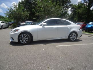 2016 Lexus IS 200t 200T SEFFNER, Florida 5