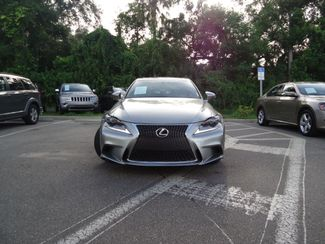 2016 Lexus IS 200t 200T F SPORT PKG SEFFNER, Florida