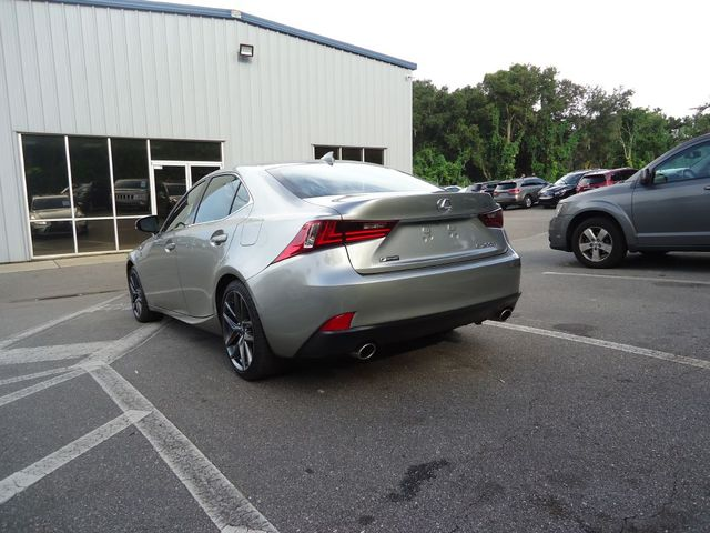 2016 Lexus IS 200t 200T F SPORT PKG SEFFNER, Florida 12