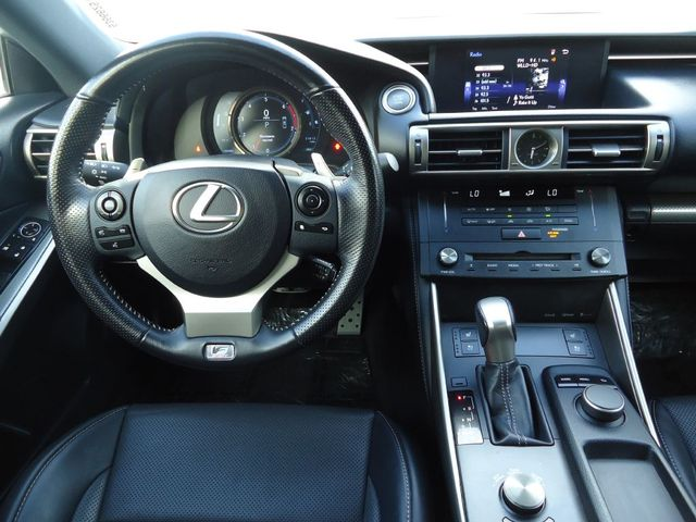 2016 Lexus IS 200t 200T F SPORT PKG SEFFNER, Florida 23