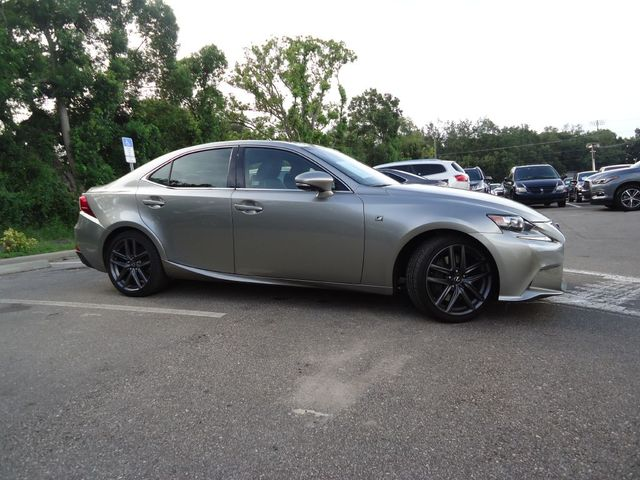 2016 Lexus IS 200t 200T F SPORT PKG SEFFNER, Florida 8