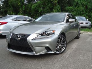 2016 Lexus IS 200t F SPORT PKG SEFFNER, Florida
