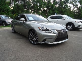 2016 Lexus IS 200t F SPORT PKG SEFFNER, Florida 10