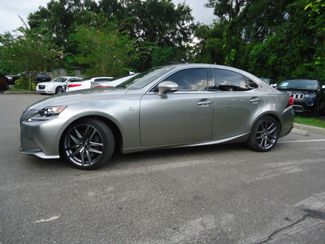 2016 Lexus IS 200t F SPORT PKG SEFFNER, Florida 5