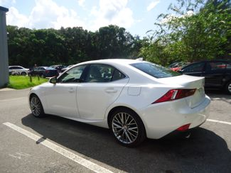 2016 Lexus IS 200t PREM + NAVIGATION. AIR COOLED-HTD SEATS SEFFNER, Florida 15