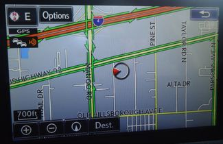 2016 Lexus IS 200t PREM + NAVIGATION. AIR COOLED-HTD SEATS SEFFNER, Florida 2