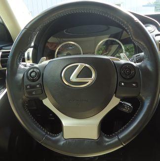 2016 Lexus IS 200t PREM + NAVIGATION. AIR COOLED-HTD SEATS SEFFNER, Florida 27