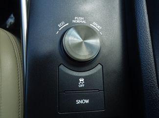 2016 Lexus IS 200t PREM + NAVIGATION. AIR COOLED-HTD SEATS SEFFNER, Florida 35