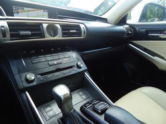 2016 Lexus IS 200t PREM + NAVIGATION. AIR COOLED-HTD SEATS SEFFNER, Florida 37