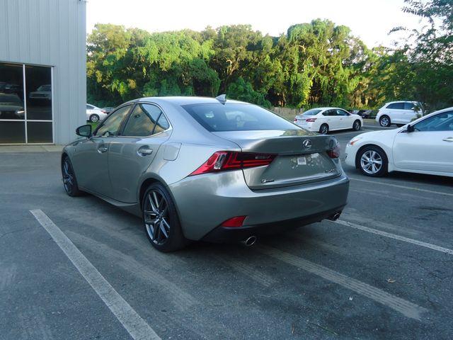 2016 Lexus IS 200t F SPORT PKG. NAVIGATION SEFFNER, Florida 13