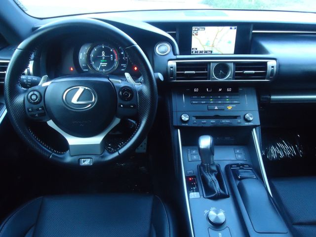 2016 Lexus IS 200t F SPORT PKG. NAVIGATION SEFFNER, Florida 21