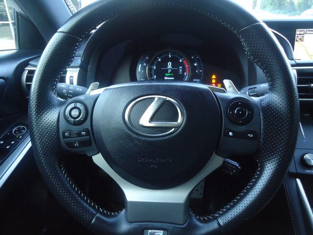 2016 Lexus IS 200t F SPORT PKG. NAVIGATION SEFFNER, Florida 22