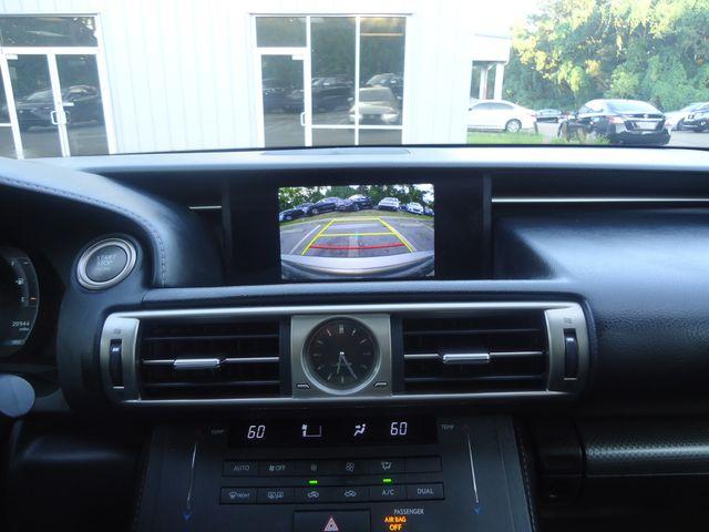 2016 Lexus IS 200t F SPORT PKG. NAVIGATION SEFFNER, Florida 37