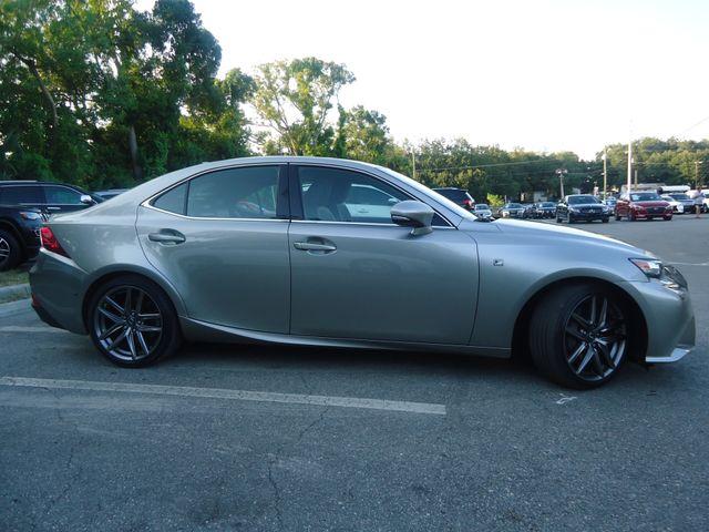 2016 Lexus IS 200t F SPORT PKG. NAVIGATION SEFFNER, Florida 9