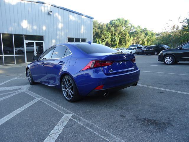 2016 Lexus IS 200t F SPORT PKG SEFFNER, Florida 12