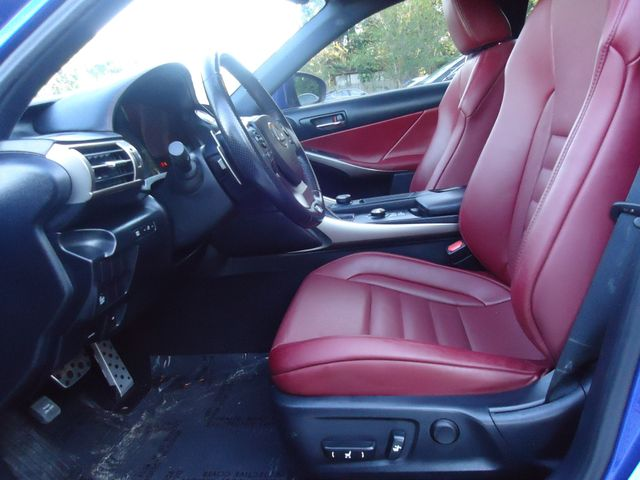 2016 Lexus IS 200t F SPORT PKG SEFFNER, Florida 19