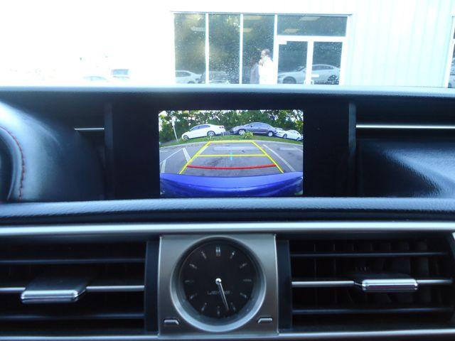 2016 Lexus IS 200t F SPORT PKG SEFFNER, Florida 40