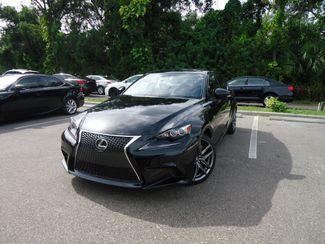 2016 Lexus IS 200t F SPORT PKG SEFFNER, Florida 7