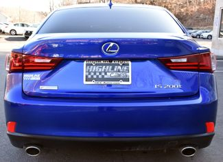 2016 Lexus IS 200t 4dr Sdn Waterbury, Connecticut 5