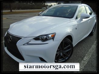 2016 Lexus IS 300 F-Sport Package Alpharetta, GA