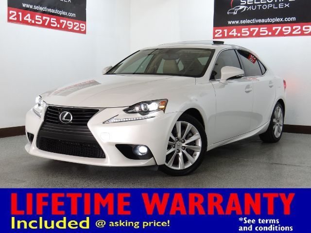 2016 Lexus IS 300 300 AWD