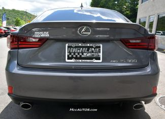 2016 Lexus IS 300 4dr Sdn AWD Waterbury, Connecticut 6