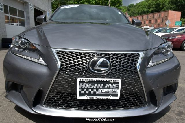 2016 Lexus IS 300 4dr Sdn AWD Waterbury, Connecticut 10