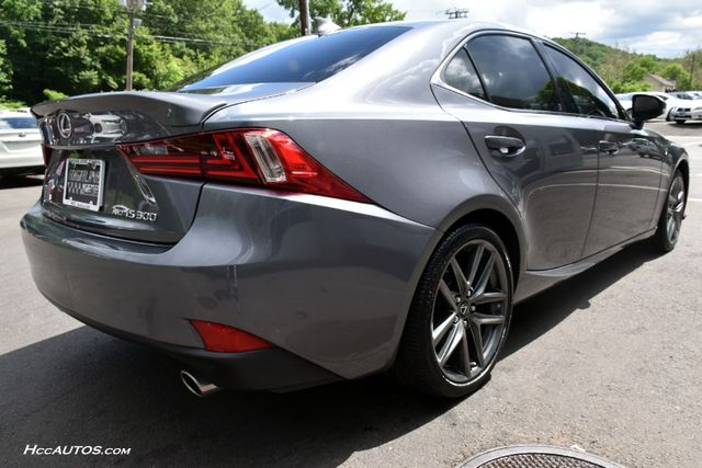 2016 Lexus IS 300 4dr Sdn AWD Waterbury, Connecticut 7