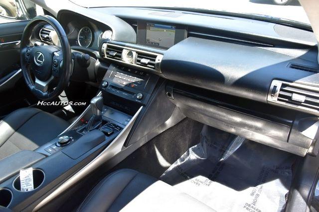 2016 Lexus IS 300 4dr Sdn AWD Waterbury, Connecticut 25