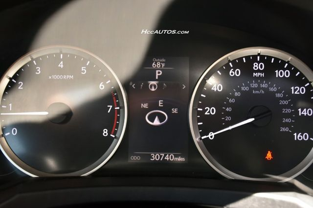 2016 Lexus IS 300 4dr Sdn AWD Waterbury, Connecticut 32
