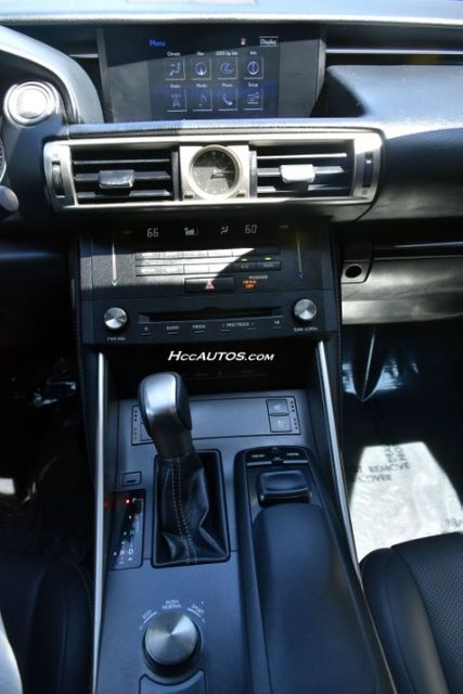 2016 Lexus IS 300 4dr Sdn AWD Waterbury, Connecticut 41