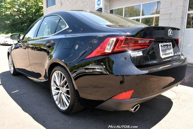 2016 Lexus IS 300 4dr Sdn AWD Waterbury, Connecticut 6