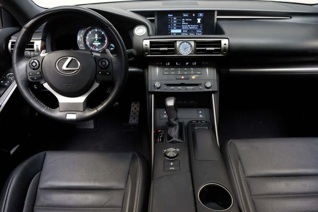 2016 Lexus IS 350 F-Sport in Addison, TX 75001