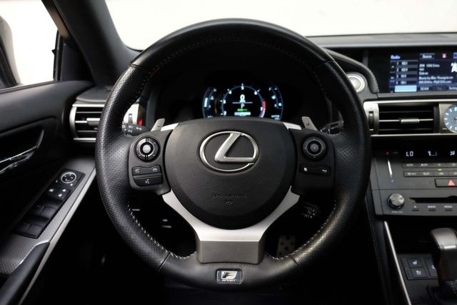 2016 Lexus IS 350 F-Sport in Addison, TX 75001