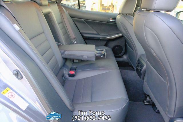 2016 Lexus IS 350 F SPORT in Memphis, Tennessee 38115