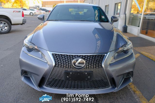 2016 Lexus IS 350 F SPORT in Memphis, Tennessee 38115