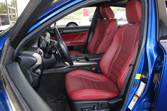 2016 Lexus IS 350 AWD F SPORT - NAV - BLIND SPOT - RADAR CRUISE! Mooresville , NC 9