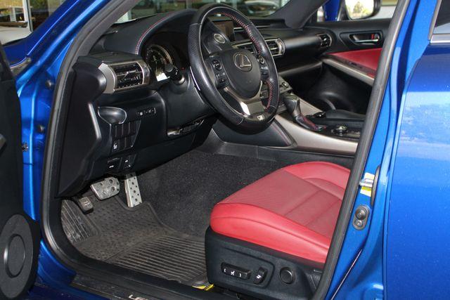 2016 Lexus IS 350 AWD F SPORT - NAV - BLIND SPOT - RADAR CRUISE! Mooresville , NC 33