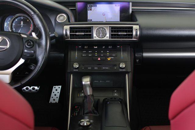 2016 Lexus IS 350 AWD F SPORT - NAV - BLIND SPOT - RADAR CRUISE! Mooresville , NC 11