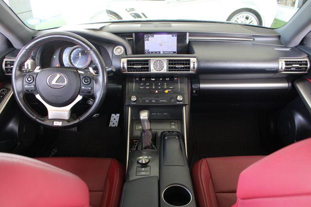 2016 Lexus IS 350 AWD F SPORT - NAV - BLIND SPOT - RADAR CRUISE! Mooresville , NC 32