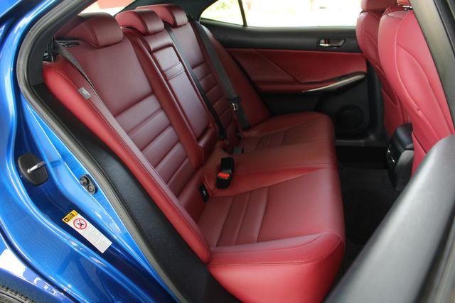 2016 Lexus IS 350 AWD F SPORT - NAV - BLIND SPOT - RADAR CRUISE! Mooresville , NC 14