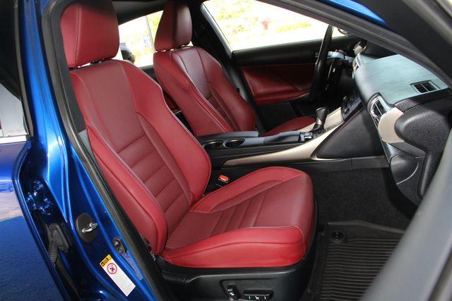 2016 Lexus IS 350 AWD F SPORT - NAV - BLIND SPOT - RADAR CRUISE! Mooresville , NC 15
